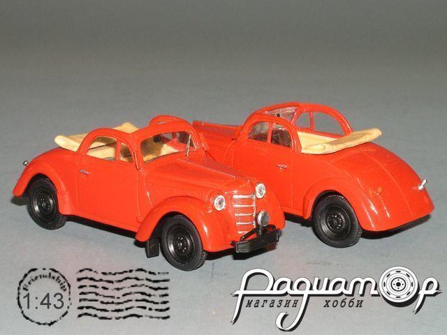 Opel Kadett cabrio open (1938) PX-90.2