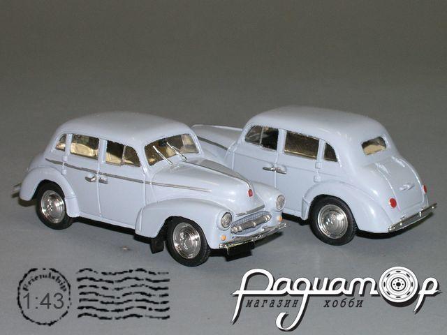 Москвич 403Э-424Э ранний (1949) РZ-51.1