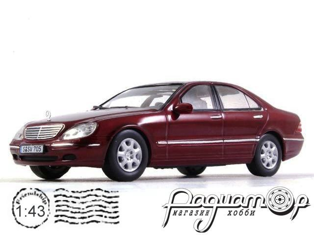 Mercedes-Benz S500 (W220) (2000) MOC106