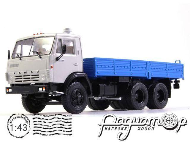 КАМАЗ-5320 бортовой (1976) 101975
