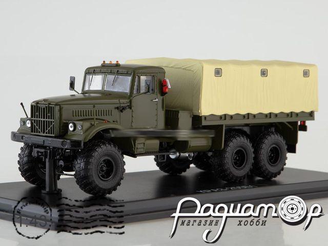 КРАЗ-255Б1 бортовой (1969) SSM1325