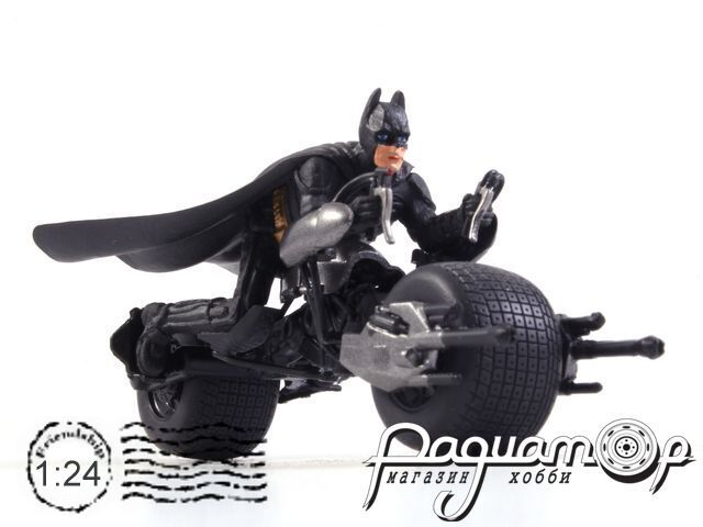 Batmobile Batpod The Dark Knight (2008) 180129