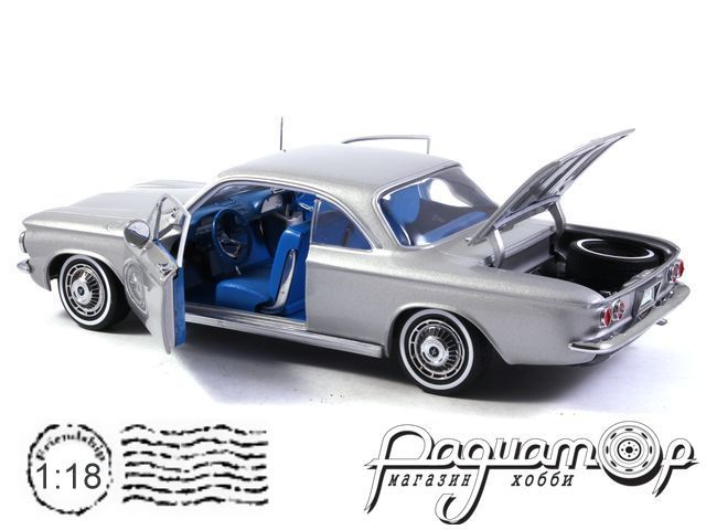 Chevrolet Corvair Coupe (1963) 1486