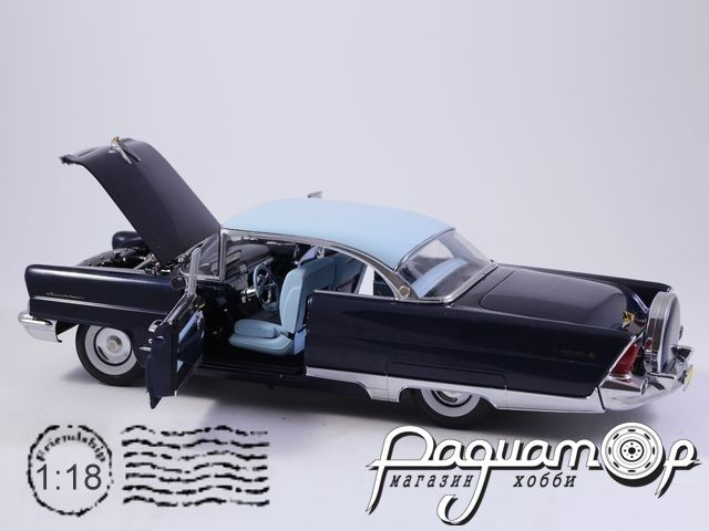 Lincoln Premiere Hard Top (1956) 4653