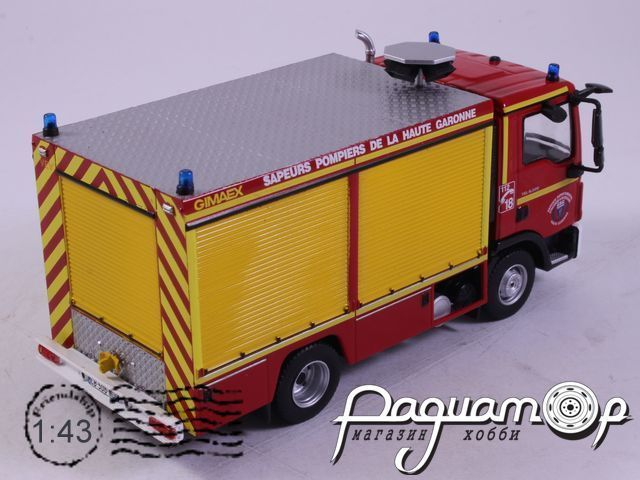 M.A.N. TGL 12.250 fire department (2012) E039