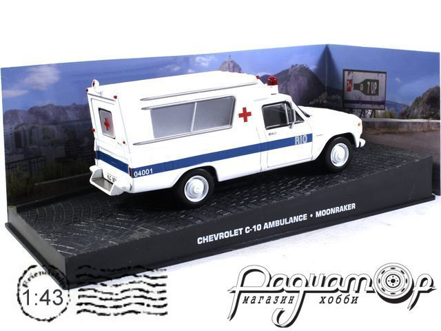 Chevrolet C-10 Ambulance