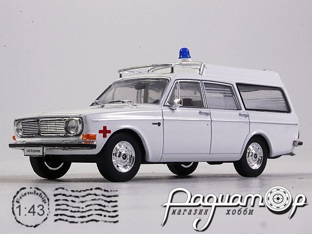 Volvo 145 Express Ambulance (1971) 7495007