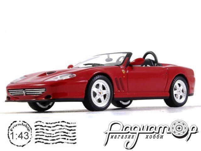 Ferrari 550 Barchetta (2003) FER020