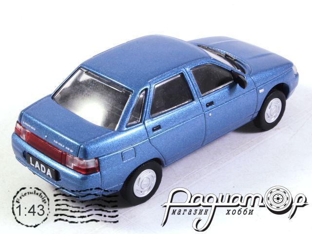 Автолегенды СССР и Соцстран №226, ВАЗ-2110 «Lada» (1996)