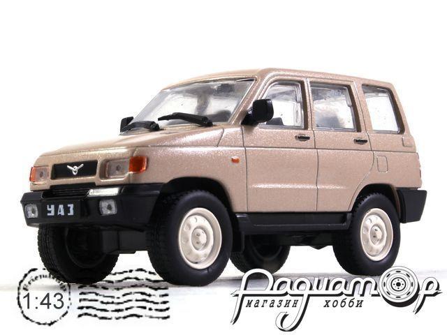 Автолегенды СССР и Соцстран №228, УАЗ-3160 (1997)