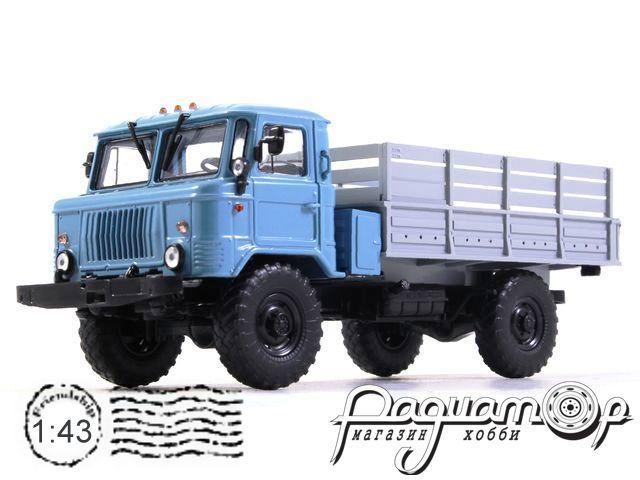 ГАЗ-66 бортовой (1964) 100855