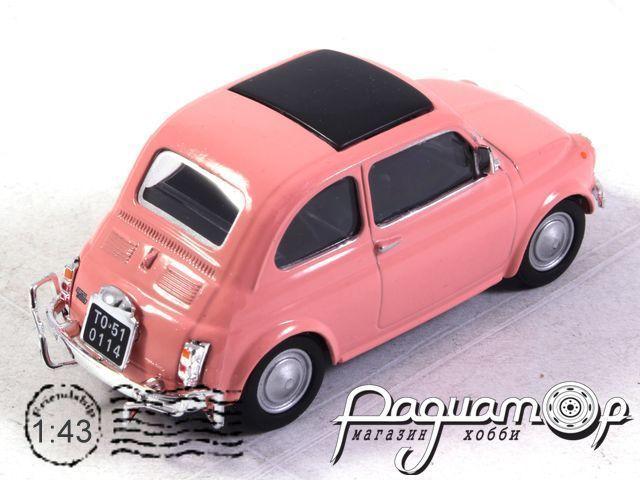 Fiat 500L (1957) Cararama (S)
