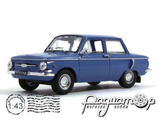 ЗАЗ-968А «Запорожец» (1973) P111-B
