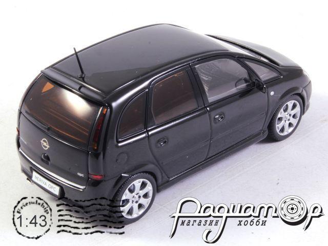 Opel Meriva A OPC 1.6 Turbo (2006) 1799624