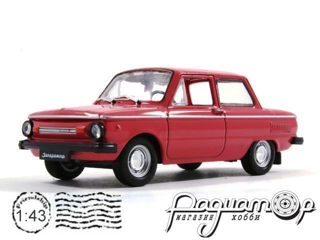 Автолегенды СССР №71, ЗАЗ-968М «Запорожец» (1973) (I) 1738