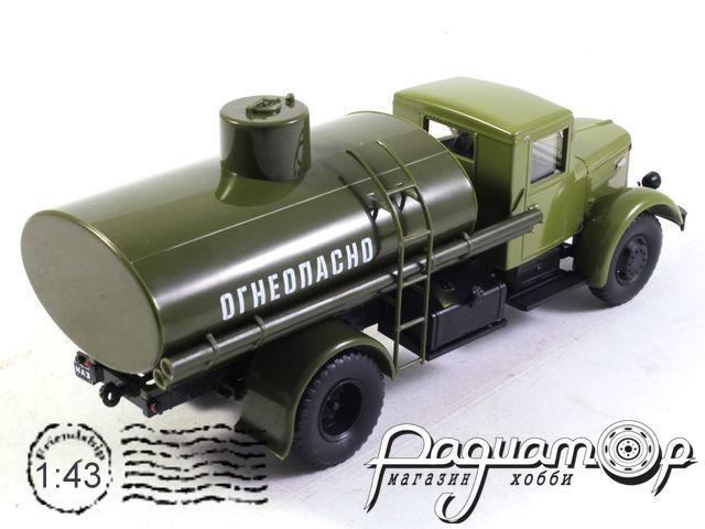 Автолегенды СССР Грузовики №22, АЦ-8-200 (1951)