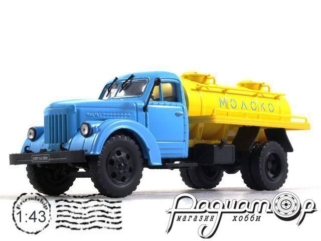 Автолегенды СССР Грузовики №25, УралЗиС-355М АЦПТ-2,2 (1958)