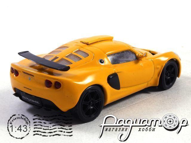 Суперкары №30, Lotus Exige (2000)