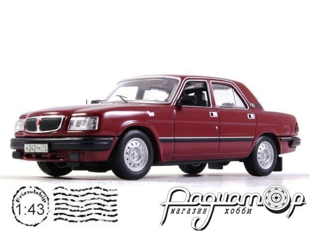 ГАЗ-3110 «Волга» (1997) IST006