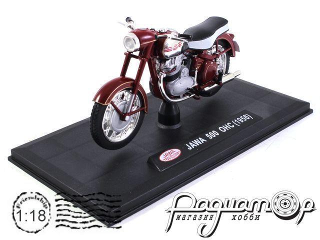 Jawa 500 OHC (1956) 118M-012