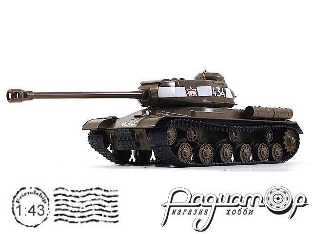 Танки - легенды отечественной бронетехники №6, ИС-2 (1943)
