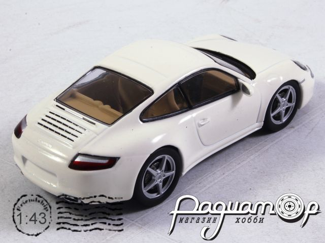 Porsche 911 (997) Carrera Coupe (2004) 7114014