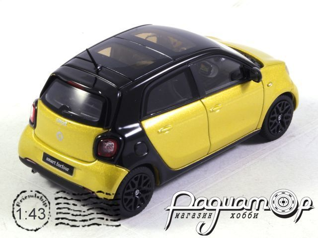Smart Forfour (2014) 66960297