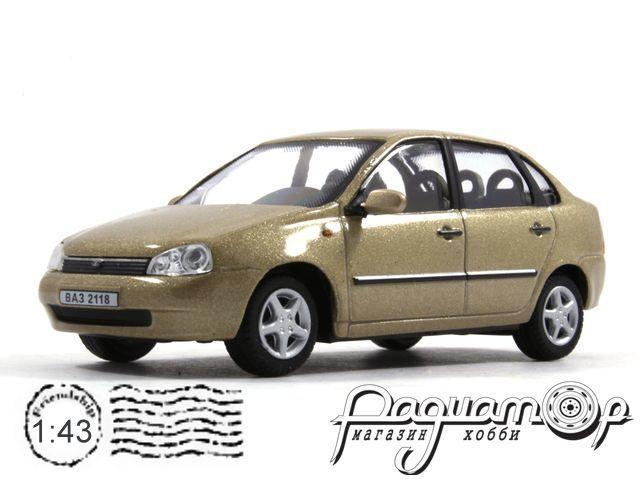 ВАЗ-1118 «Lada Kalina» (2004) 230A