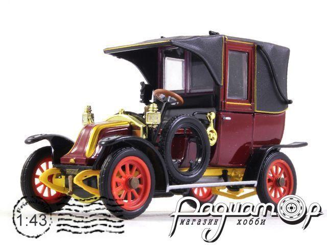 Renault Type AG-1 Taxi de la Marine (1910) 5058 (Z)