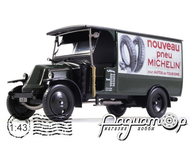 Renault Camion Bache (1925) (Z)