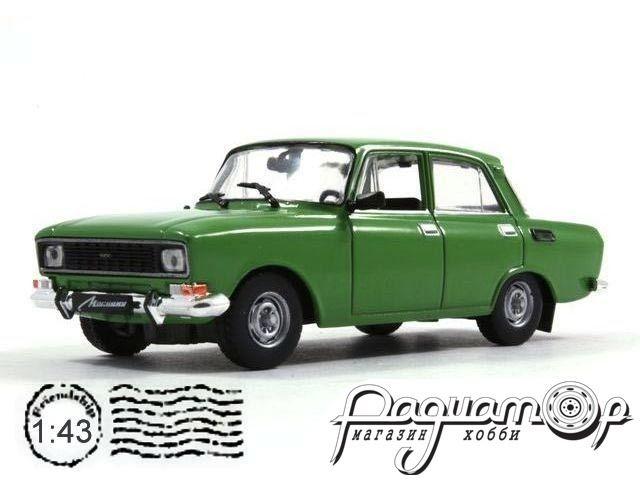Автолегенды СССР. Лучшее №32, Москвич-2140 (1976)