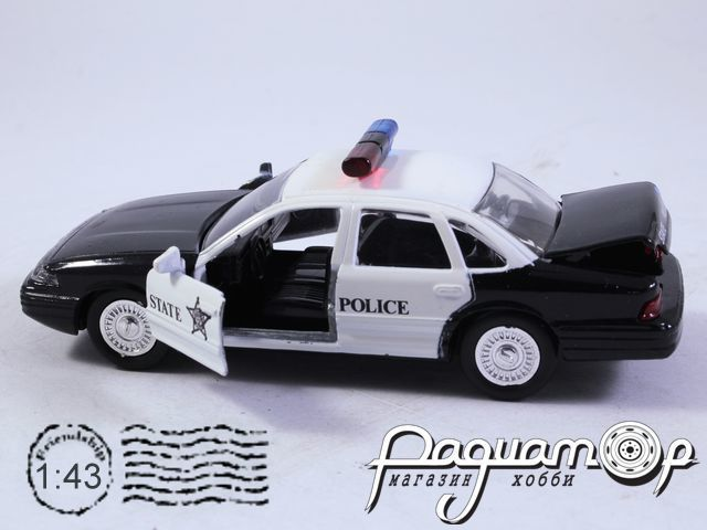 Ford Crown Victoria Police (1992) Road Champs (PD)