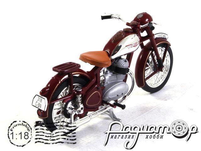 Jawa 350 Perak (1950) 118M-008