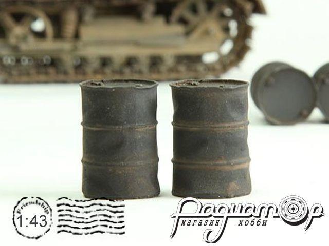 Две бочки (черные) mkaut1639
