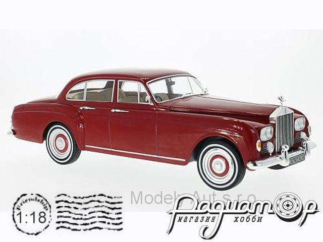 Rolls Royce Silver Cloud III Flying Spur H.J.Mulliner (1965) MCG18056