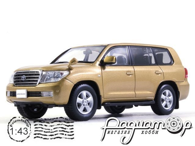 Toyota Land Cruiser 200 (2010) JC242