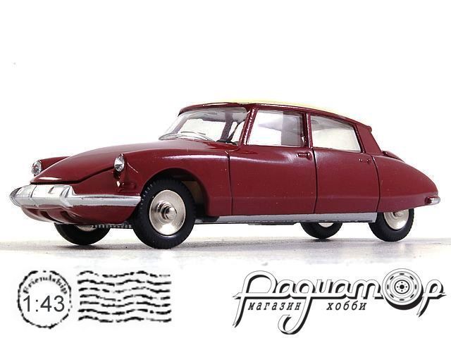Citroen DS 19 (1962) DT02