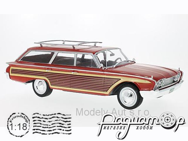 Ford Country Squire (1960) MCG18074