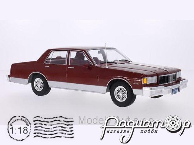 Chevrolet Caprice Classic Sedan (1985) MCG18040