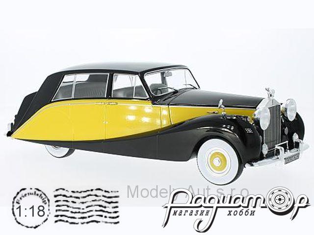 Rolls Royce Silver Wraith Empress by Hooper (1956) MCG18066