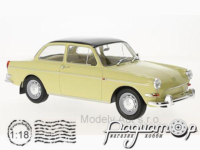 Volkswagen 1500 S (Typ 3) (1963) MCG18089