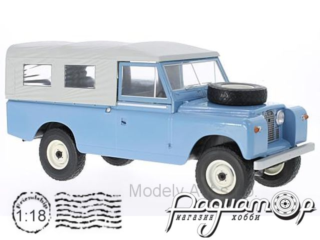 Land Rover 109 Pick Up Series II (1959) MCG18094