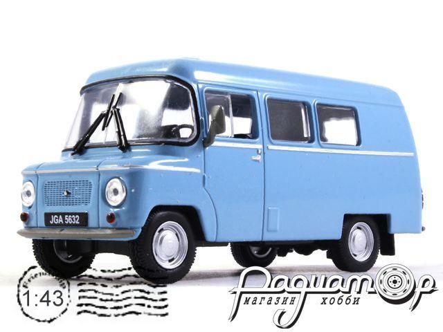 Kultowe Auta PRL-u №165, Nysa 522T (1960)