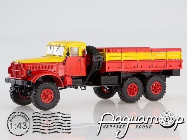 КРАЗ-214 бортовой