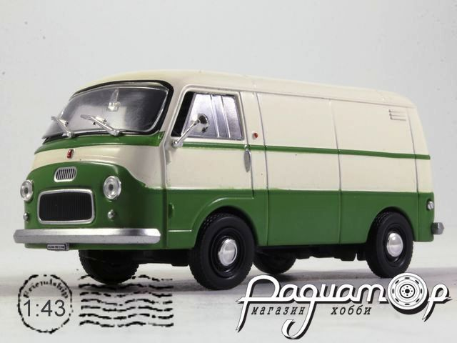 Legendarni Automobili №28, Zastava 1100 T2 Van (1962)