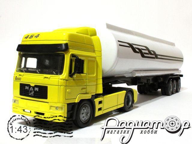 MAN F2000 с цистерной (1994) 15023