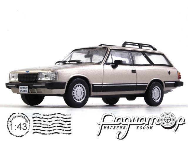 Chevrolet Diplomata Caravan (1979) OP112
