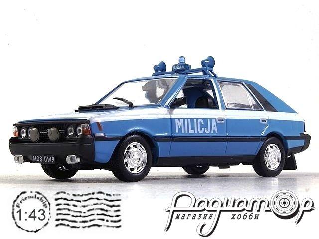 Kultowe Auta PRL-u Spec-Wydanie, FSO Polonez Milicja (1978)