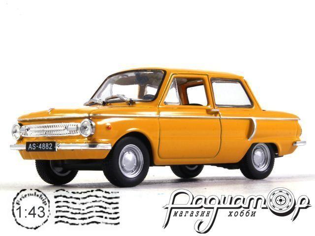 Kultowe Auta PRL-u №184, ЗАЗ-966 «Запорожец» (1967)