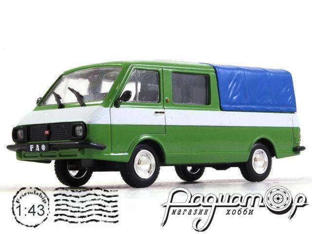 Автолегенды СССР и Соцстран №234, РАФ-2909 (1980)